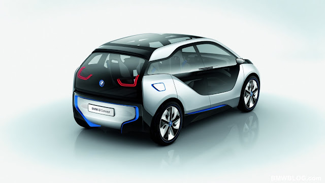 BMW i3 first image