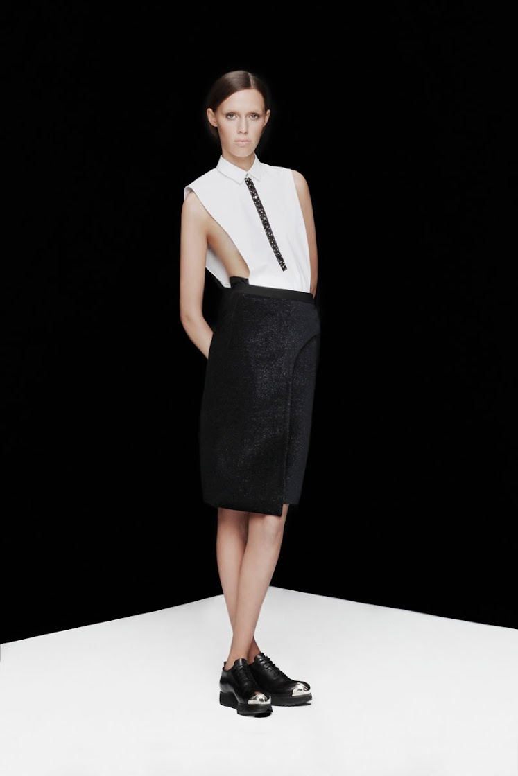 Costume National Autumn/Winter 2012/13 Women's Collection