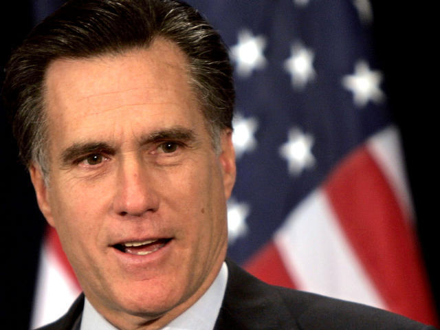 MITT ROMNEY GOES ROGUE ON REPUBLICANISM, WEAK ON SECURITY?