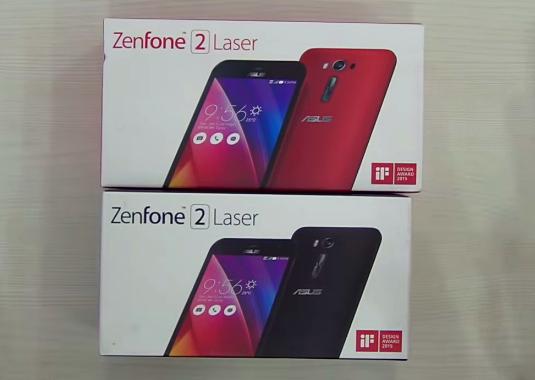 Asus ZenFone 2 Laser ZE550KL 5.5-inch vs ZE500KL 5-inch, Asus ZenFone 2 Laser, Asus ZenFone 2 Laser ZE550KL vs ZE500KL