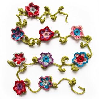 Bit Of Color Versier Het Met Bloemen