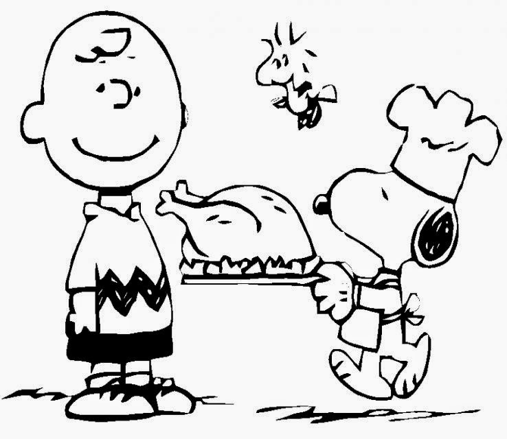 Free coloring sheets for thanksgiving free coloring sheet for Snoopy thanksgiving coloring pages