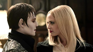 Johnny Depp y Eva Green