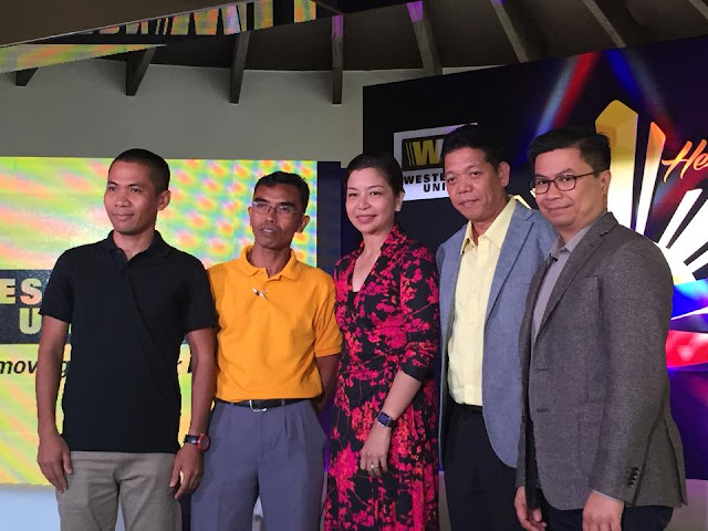 Western Union honors Filipino migrants