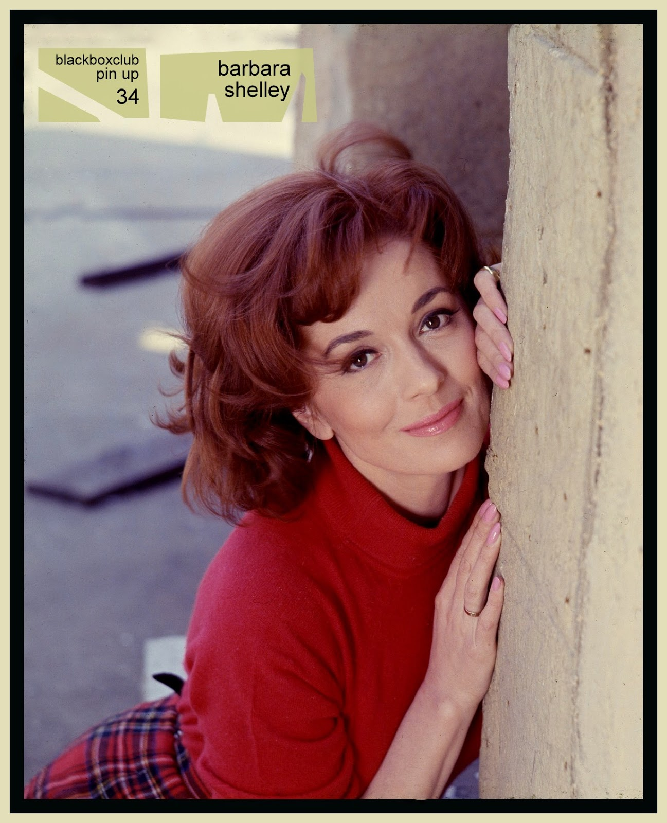 photo Barbara Shelley (born 1932)