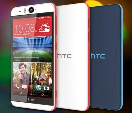 Spesifikasi dan Harga HP HTC Desire Eye, Kelebihan Kekurangan