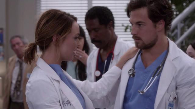 Grey's Anatomy 12x02