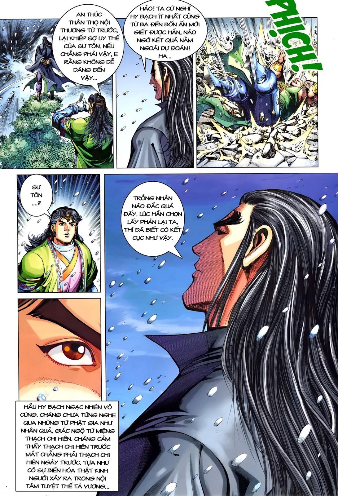 Đại Đường Song Long Truyện chap 218 - Trang 21