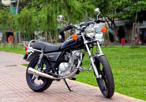 Suzuki GN-125 - kỷ vật 12 năm của người Sài Gòn