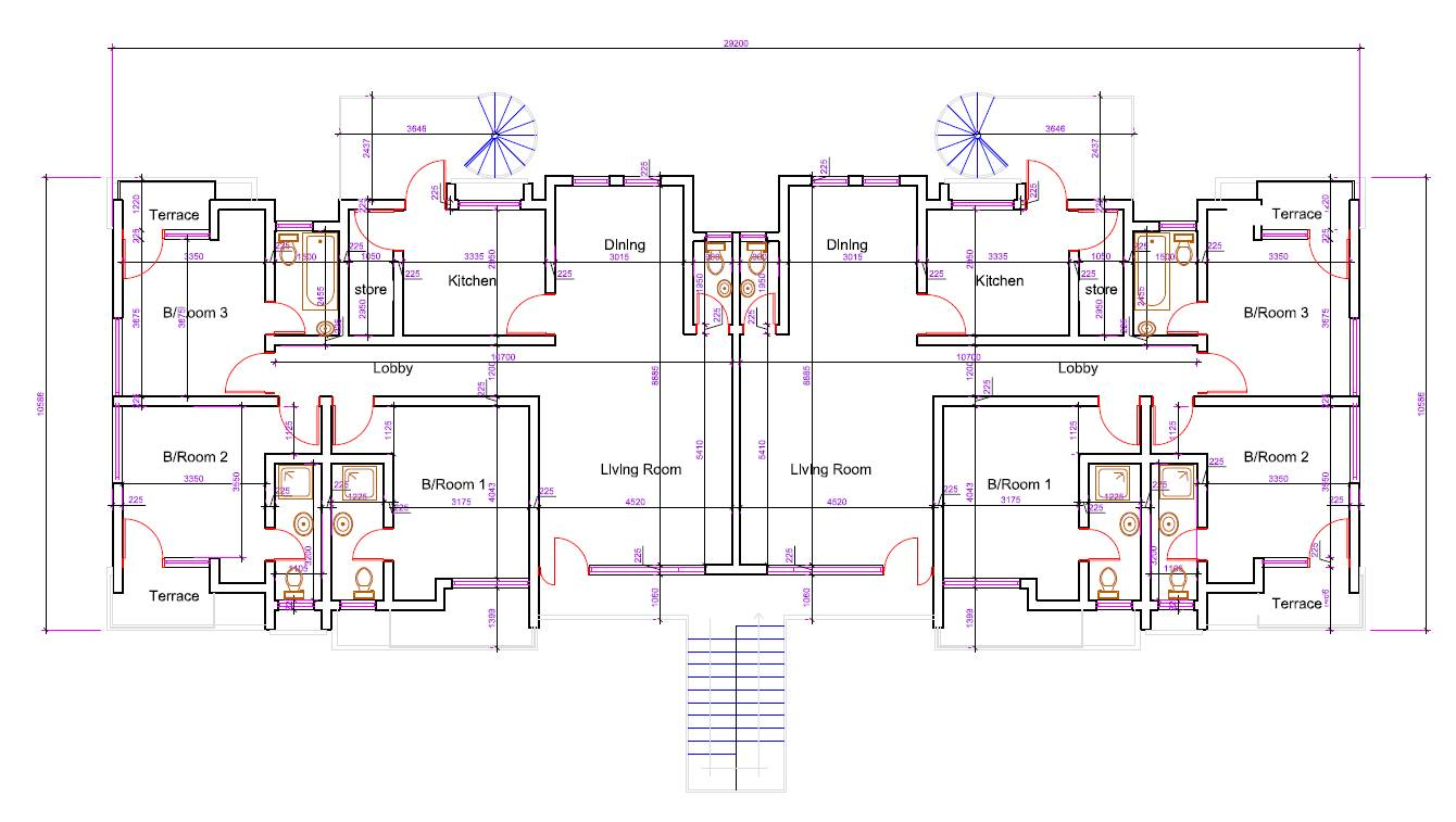 Pin emergency evacuation planjpg on pinterest 2 bhk flat drawing