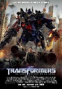 Transformers 3: El Lado Oscuro de la Luna Online