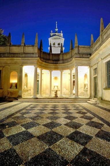 visite alle dimore storiche nel weekend: Notturni al Ninfeo a Villa Litta, Lainate