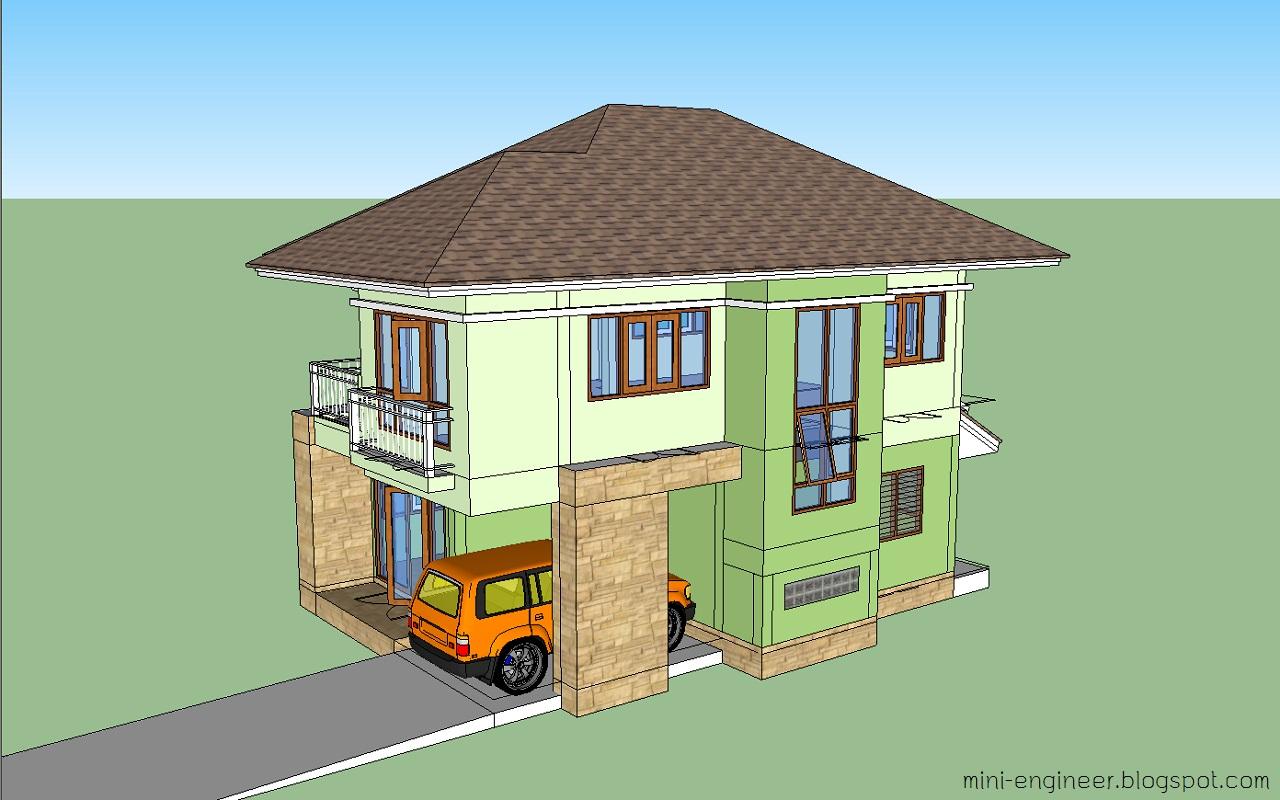 บ้าน แบบบ้านชั้นเดียว สองชั้น วัสดุก่อสร้าง งานก่อสร้าง