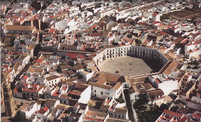 Travel around Spain