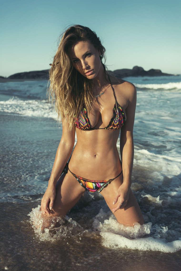 International Celebrities Luiza Freyesleben Maxim