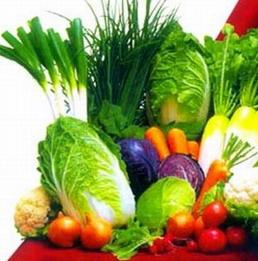 memilih sayuran