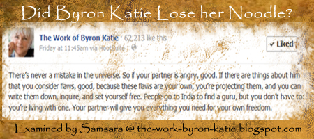 Worksheet Byron Katie Worksheets the work of byron katie in action abusive partner is your guru and lost noodle