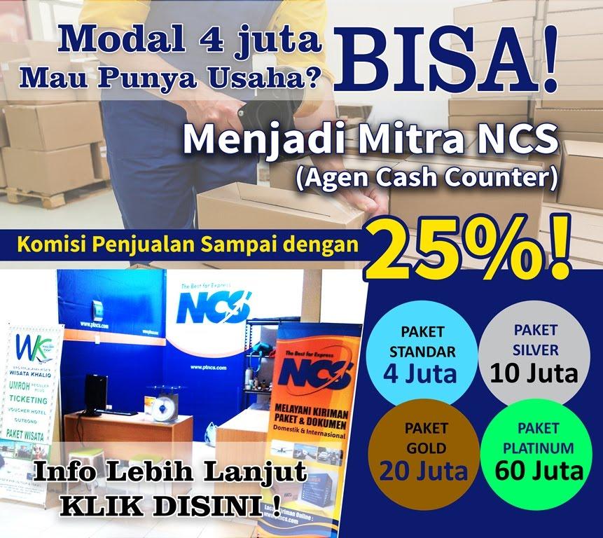 Jadi Agen NCS