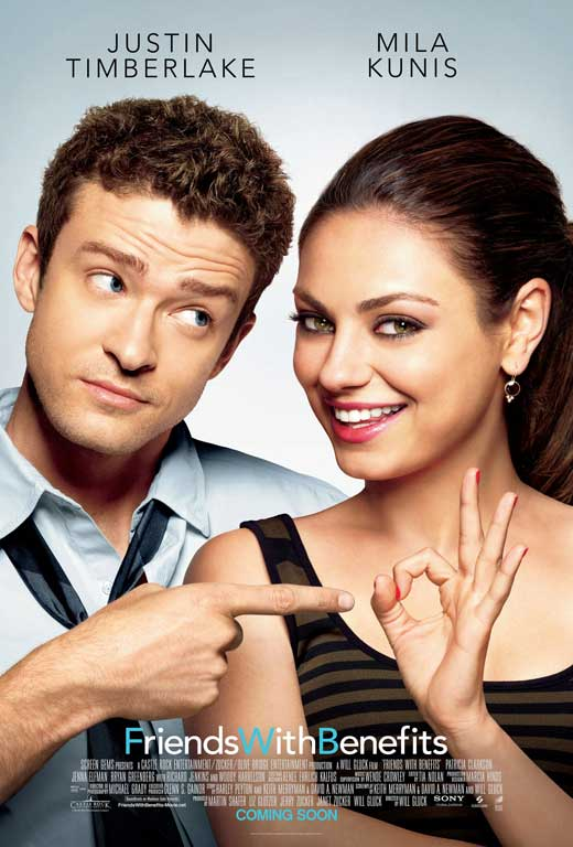 Friends with benefits (Amigos con beneficios) (Con derecho a roce) (2011) Español Latino