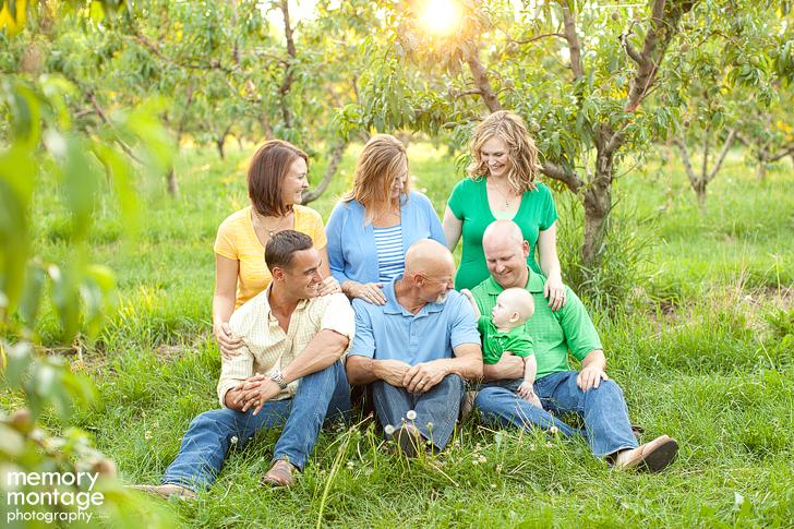 family photos yakima WA
