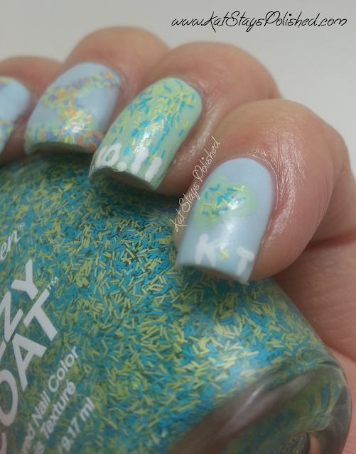 Final Look Fizzy Coat | Xtreme Wear #shop #iheartmynailart #cbias #walgreens