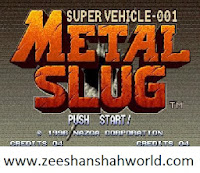 Download metal slug 1 game pc free full version