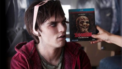 Nicolas Hoult in WARM BODIES