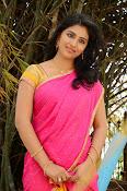 kruthika jayakumar half saree stills-thumbnail-20