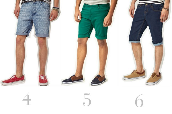 Where to Wear this: don't let yourself go short in the shorts ...