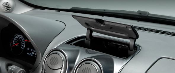 car on Fiat Palio 2014