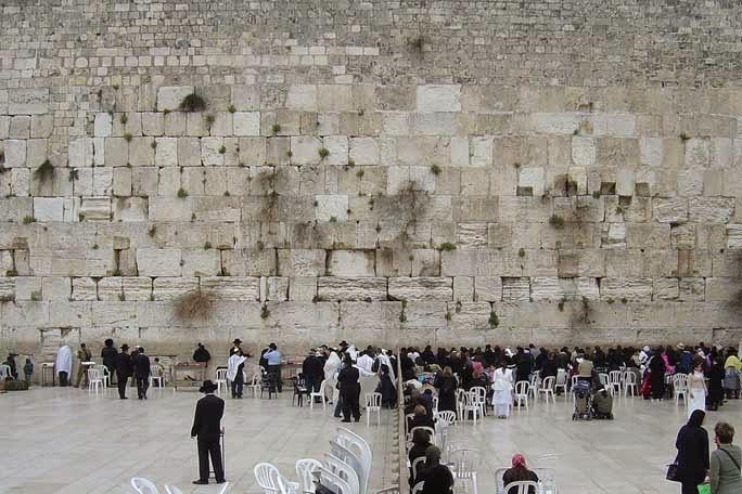Tembok Barat - Yerusalem