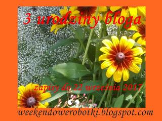 3 Urodziny Bloga