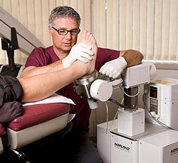 Non-invasive treatment