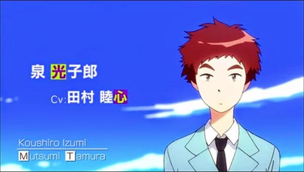 Koushiro Izumi - Digimon Adventure Tri