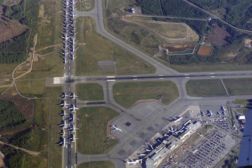 Gander Airport 9/11