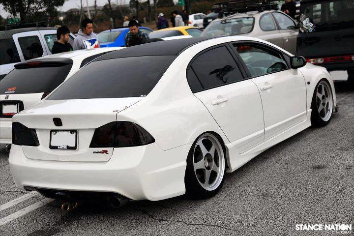 Modified Cars and Trucks: Modified Honda Civic Reborn