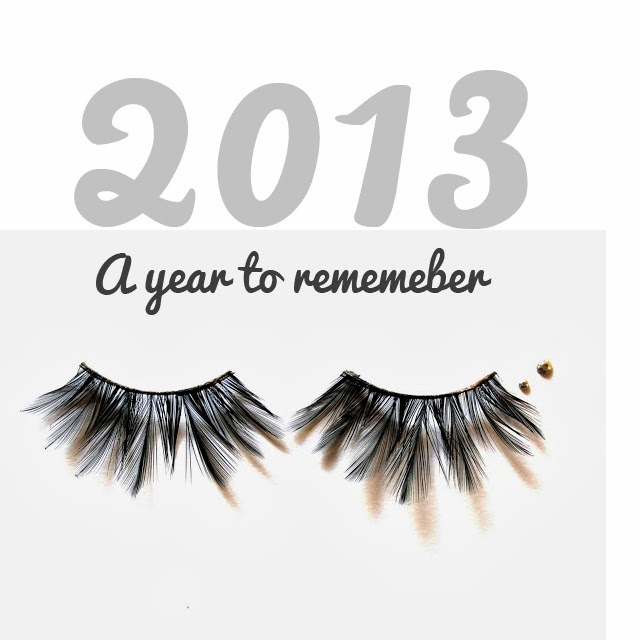 2013. A YEAR TO REMEMBER