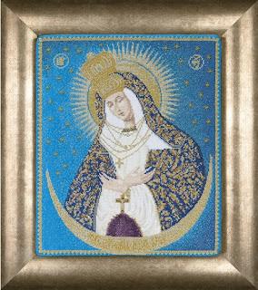 Остробрамская икона Божией Матери от Thea Gouverneur
