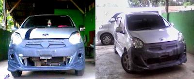 Pusatnya Modifikasi Mobil