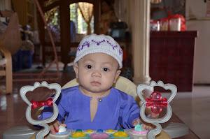 Faqeef Arrayyan 8 bulan