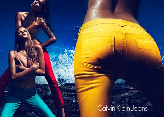 Calvin Klein Jeans boutique