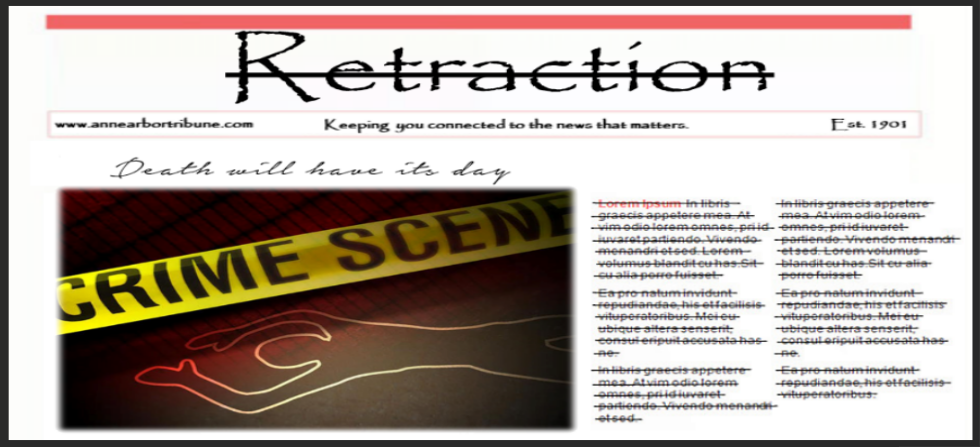 Retraction