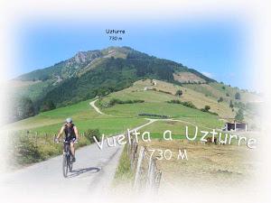 Vuelta a Uzturre 730 m