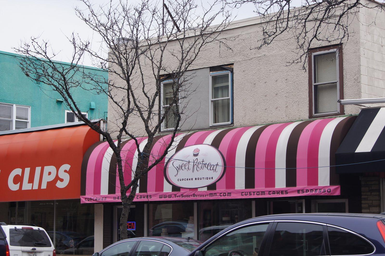 Sweet Retreat Cupcake Boutique - Minneapolis, MN
