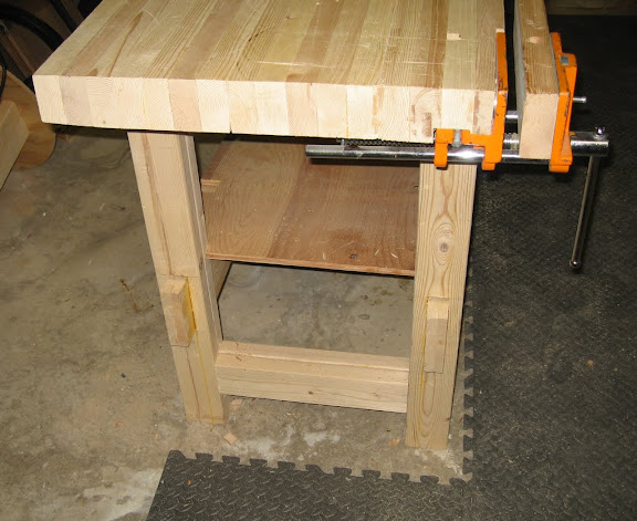 Permalink to woodworking simple workbench plans