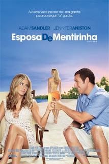 Poster ESPOSA+MENTIRA Assistir Online Esposa de Mentirinha Dublado