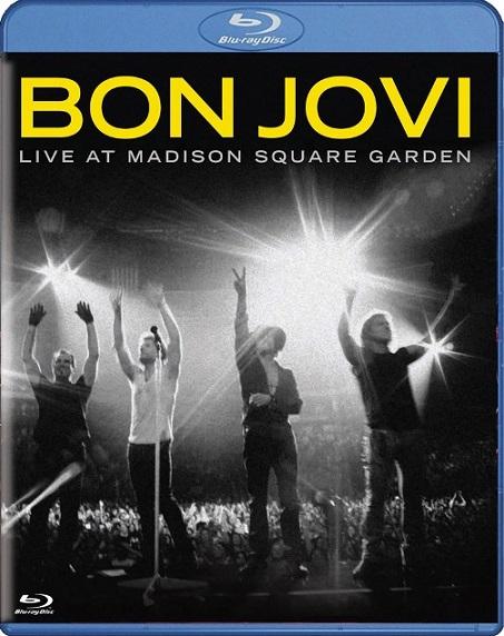 Bon Jovi Live at Madison Square Garden (2008) m720p BDRip 6.6GB mkv AC3 5.1 ch