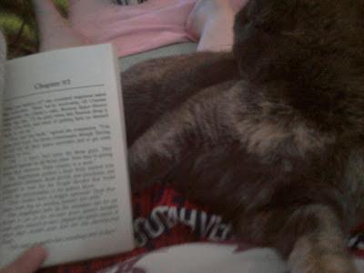 Andie & My Book