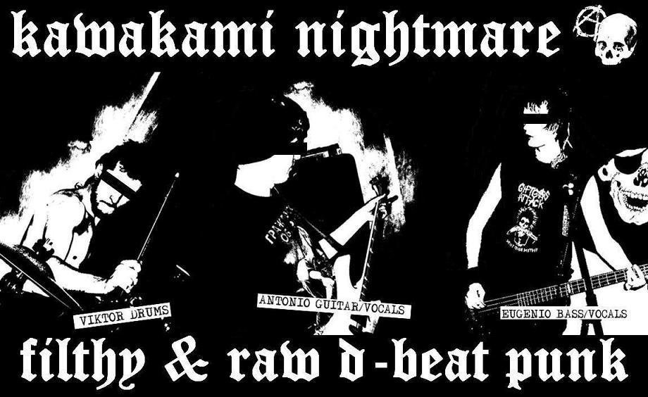 KAWAKAMI NIGHTMARE