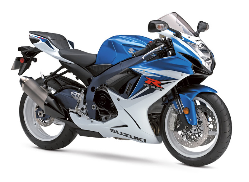2012 Suzuki Sportbike GSX-R600
